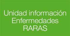 Unidad de información de enfermedades raras