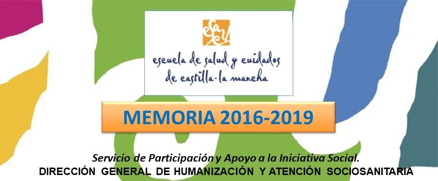 Memoria 2016-2019